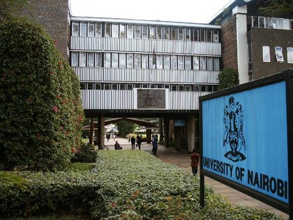 University of Nairobi Application