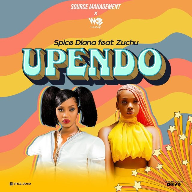 VIDEO   Spice Diana ft Zuchu – Upendo