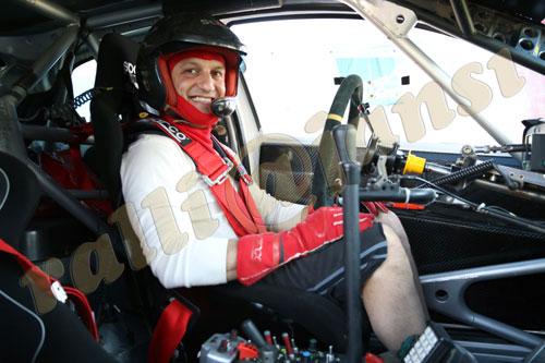 Fatih Kara, Punto'da son spec şanzımanı test edecek