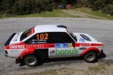 Pulkkinen, ilk yarışını açık farkla kazandı.