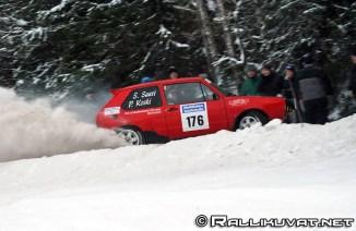 Huittisten Laatuauto Volkswagen-Ralli