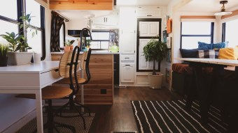 Tour Our Remodeled Tiny Home