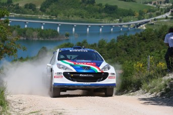 Paolo Andreucci, Anna Andreussi (Peugeot 207 S2000 #1, Racing Lions)