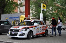 Butterfly Motorsport Brc refuel Rally Lanternal