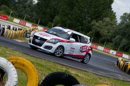 Butterfly motorsport Test Suzuky GPL-1