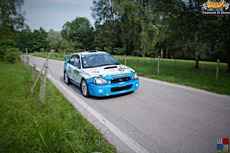 16 Rally della Marca 2012 - Emanuele Di Donna