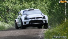 2 test Polo RS WRC 2012