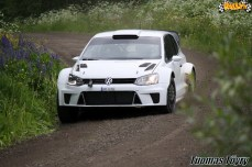 3 test Polo RS WRC 2012