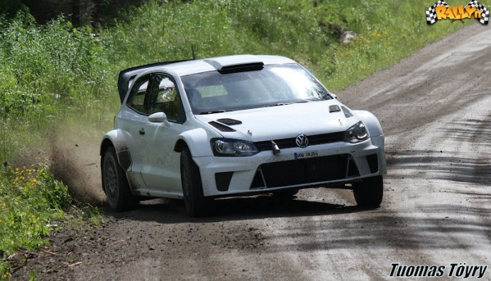 5 test Polo RS WRC 2012