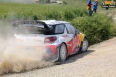 7 test Citroen WRC di Simone Trapassi