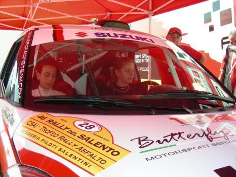 Butterfly motorsport Brc