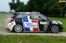 Molly Taylor Citroen DS3 in action_01