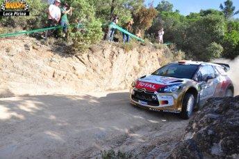 22 Rally Itlaia Sardegna 2013 WRC Luca Pirina