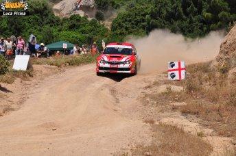 228 Rally Itlaia Sardegna 2013 WRC Luca Pirina