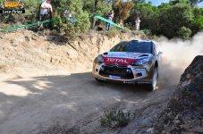 25 Rally Itlaia Sardegna 2013 WRC Luca Pirina