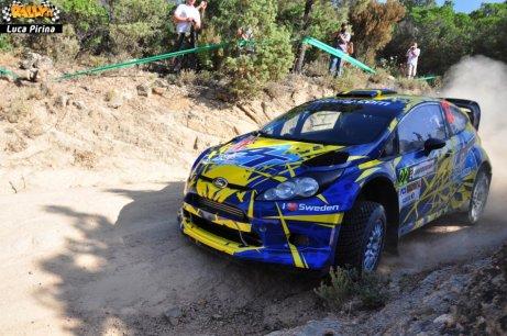 28 Rally Itlaia Sardegna 2013 WRC Luca Pirina