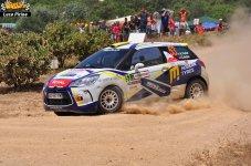 302 Rally Itlaia Sardegna 2013 WRC Luca Pirina