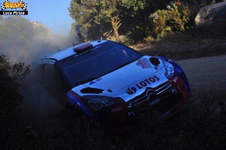 409 Rally Itlaia Sardegna 2013 WRC Luca Pirina