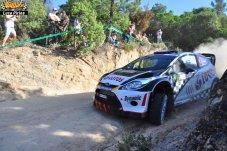 7 Rally Itlaia Sardegna 2013 WRC Luca Pirina