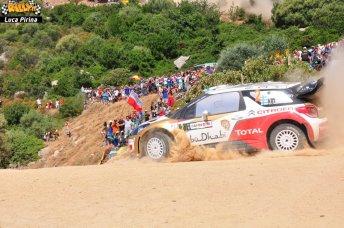 88 Rally Itlaia Sardegna 2013 WRC Luca Pirina