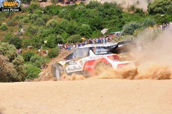 89 Rally Itlaia Sardegna 2013 WRC Luca Pirina