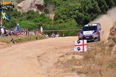 91 Rally Itlaia Sardegna 2013 WRC Luca Pirina