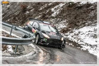 Rally di MonteCarlo 2014 - Nicolò Pace