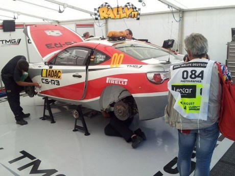 36 - Rally germania 2014