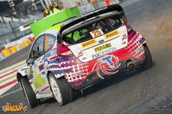 Monza rally show 201435