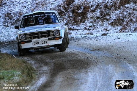 the red kite stages 2015-19