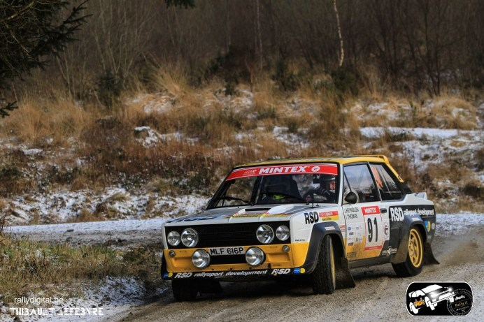 the red kite stages 2015-8