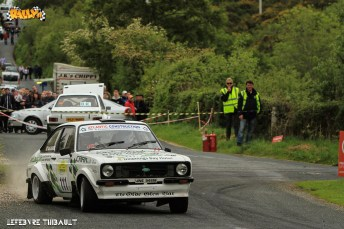 Donegal International Rally 2015, foto di Lefebvre Thibault