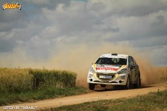 Rallye Terre de Langres 2015, foto di Lefebvre Thibault