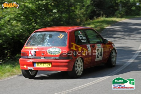 Foto 1° Rally Colline Metallifere