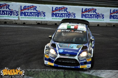 Rally Monza Show 26 11 2015 - shakedown 708