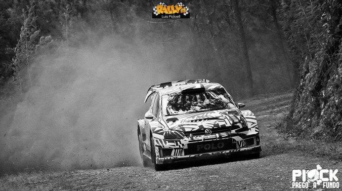 Test Polo R WRC 2017 - Foto di Luis Pickxell