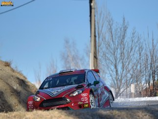 Le foto del Rally di MonteCarlo 2017 scattate da Luca Barsali per la galleria fotografica di Rally.it