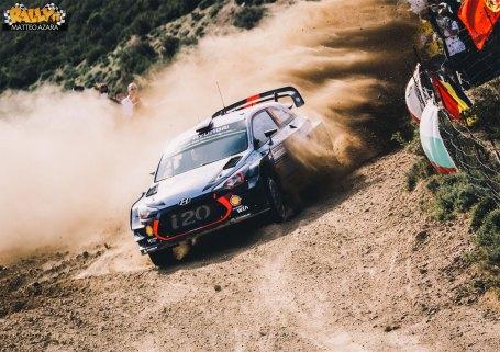 Le Foto del Rally Italia Sardegna 2017 scattate da Matteo Azara per Rally.it