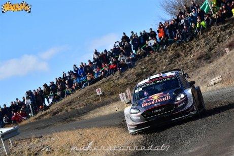 Rally di Monte-Carlo 2018, foto di Corrado Manera