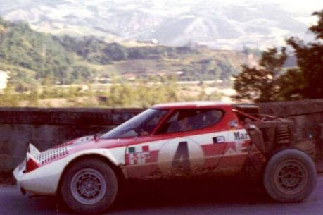 1974 - Ballestrieri-Maiga (Lancia Stratos) 7