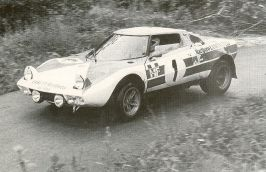 1974 - Munari-Mannucci (Lancia Stratos) 2