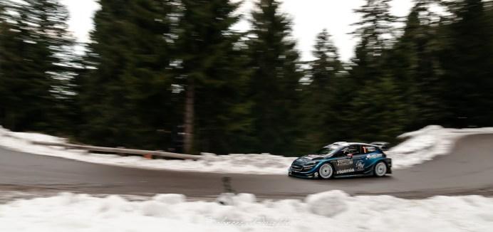 FORD FIESTA WRC - TIDEMAND-FLOENE