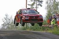 Tagliani al Neste Rally 2007