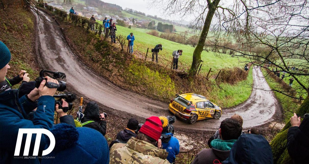 Spa rally 2019 - belgique - BRC