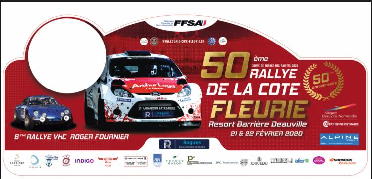50e Rallye National de la Côte Fleurie