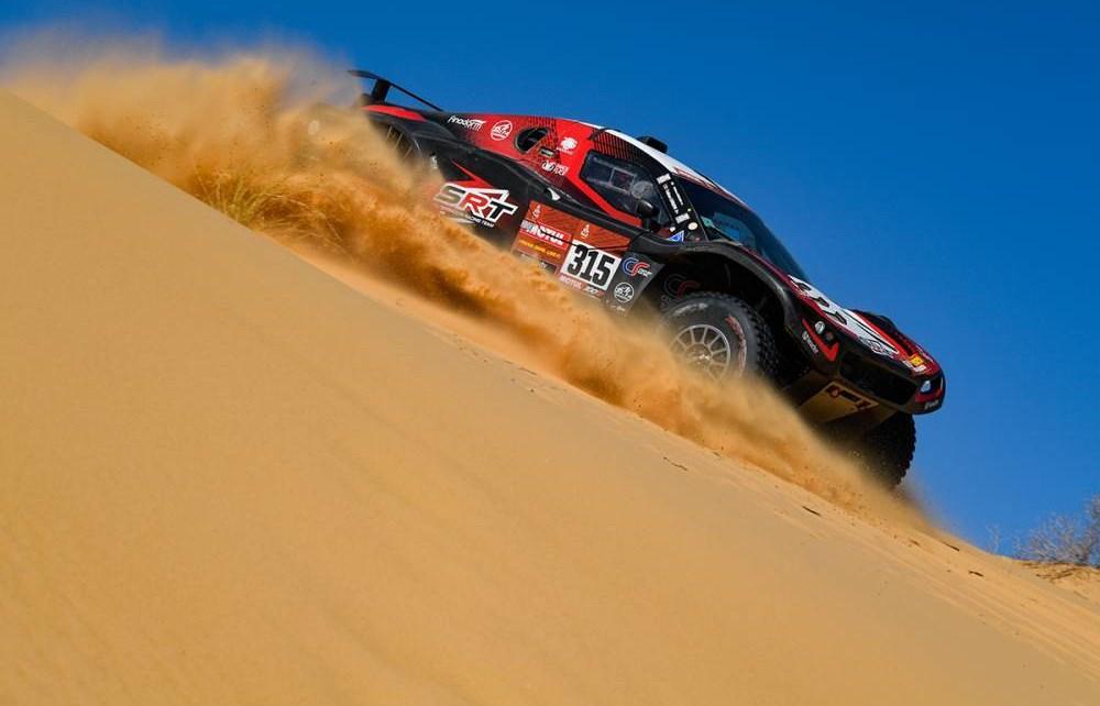 Mathieu Serradori SRT Auto racing - Dakar 2020 - Crédit Photo ASO