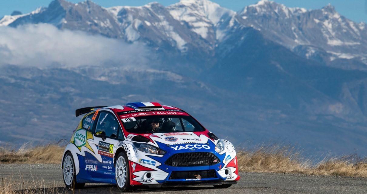 Adrien Fourmaux (FRA) - Renaud Jamoul (BEL) - Rallye Monté Carlo 2019