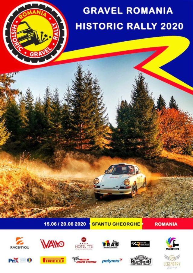 Romania Historic Gravel Rally