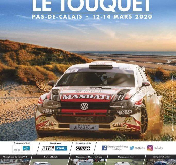60e Rallye national Le Touquet