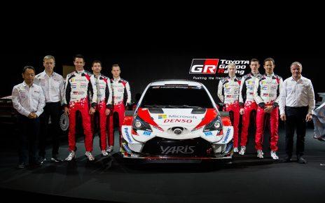 TOYOTA GAZOO Racing World Rally 2020